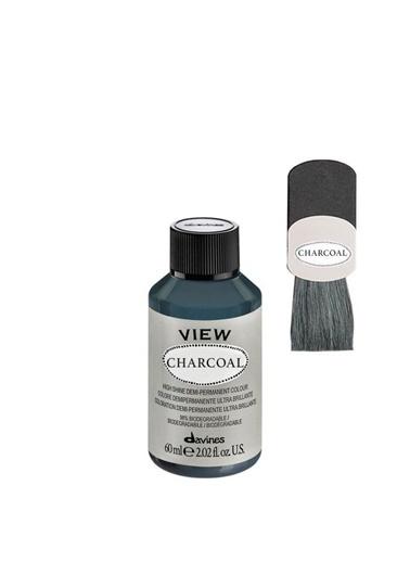 Davines Davines View Yarı Kalıcı Saç Boyası Kömür Grisi 60 Ml Renksiz